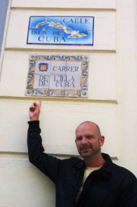 Gay massage in Sitges Cuba